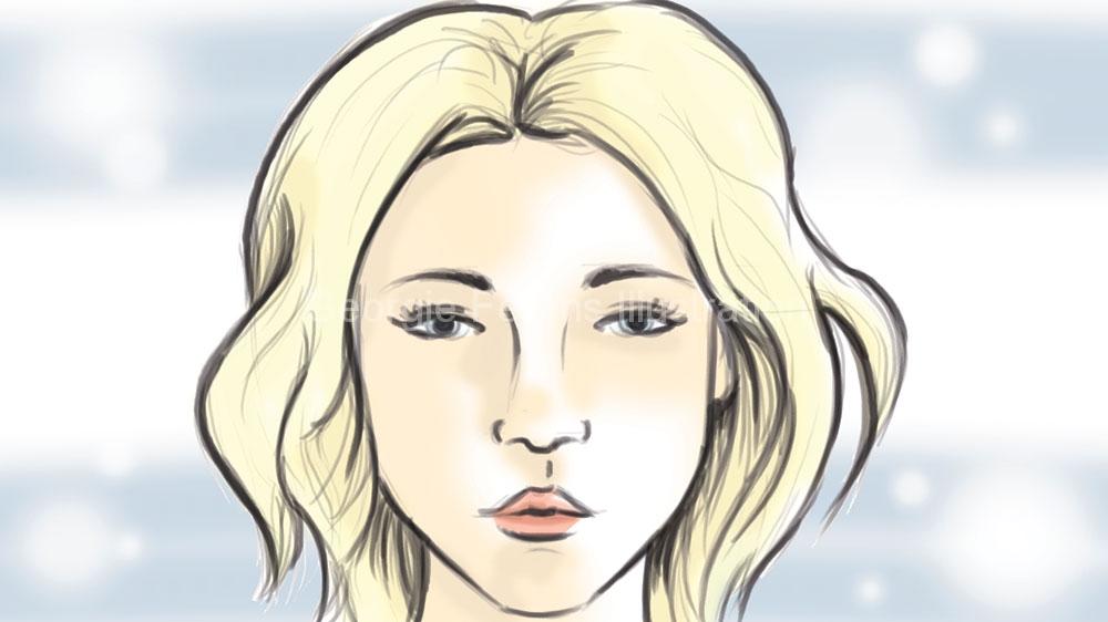 Storyboard-girl---beauty-frame-gf
