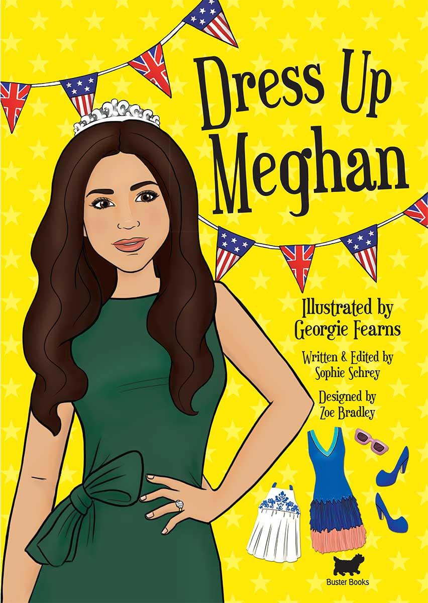 Dress Up Meghan Cover