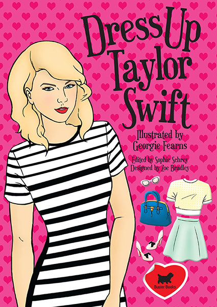 Dress Up Taylor Swift Cover