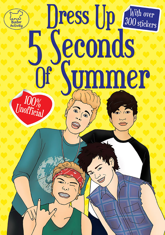 5SOS Cover